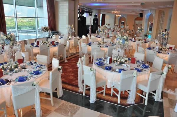 Rüyalarınızın düğünü için başarılı organizasyonlara imza atan otel