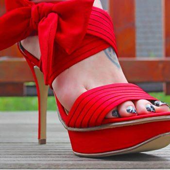 Kış aylarında ayak bakımı
