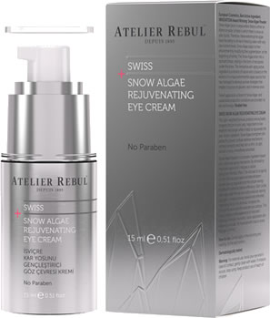 """İşviçre'de elde edilen """"Snow Algae Powder, cildimizin gençliğini koruyan mekanizmaları etkin hale getirip, serbest radikaller ile savaşıyor."""
