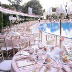 """Hilton İstanbul Bosphorus """"Gün Bahçesi""""nde sizleri bekliyor."""