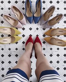 2016 Yaz kadın ayakkabı modelleri