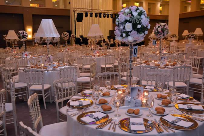 Hayallerinizdeki düğünü gerçeğe dönüştüren düğün mekanı ….