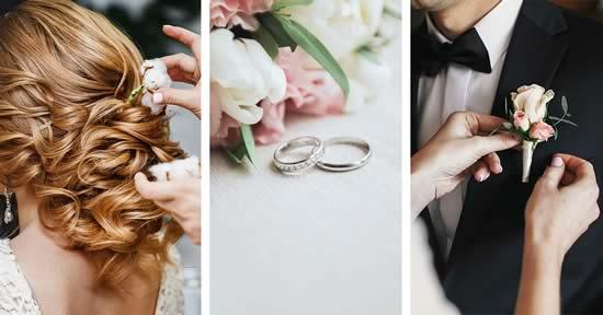 Evlenirken kuaför, makyaj ve çiçek seçimi son dakikaya kalıyor!