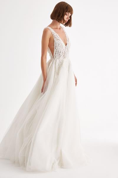 Evlilik hazırlıkları rehberi BÉGUM Bridal Design House INES