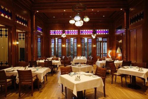 Bosphorus Terrace Restaurant