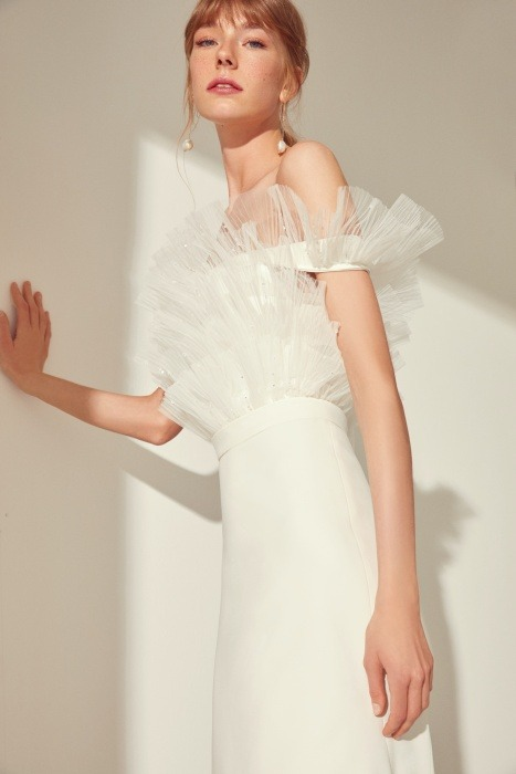 BÉGUM Bridal Design House'un Gelinlik Modelleri 2020