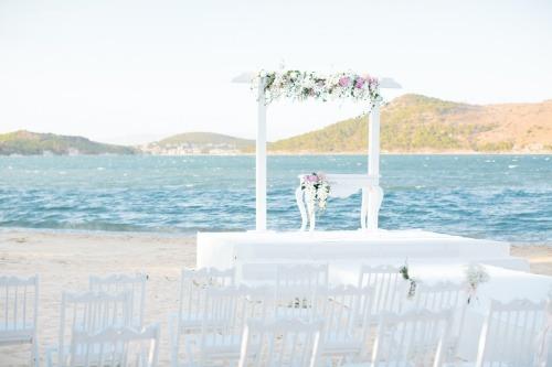 D-Resort Ayvalık Murat Reis 2020 Düğün Mekanları İçinde Bir Ege Ferahlığı