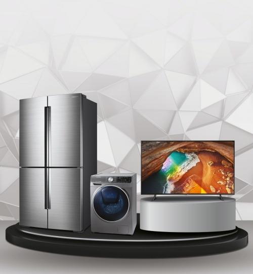 Samsung Beyaz Eşya Paketi