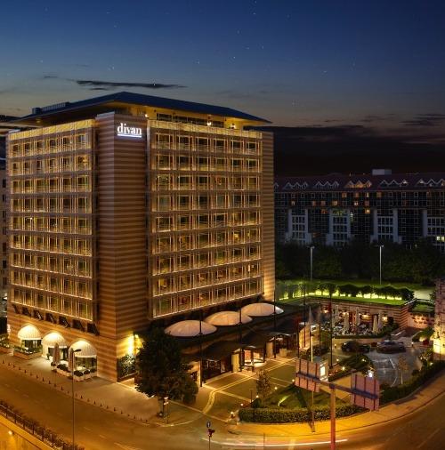 Yılbaşı Mekanı Divan Otel Konaklaması
