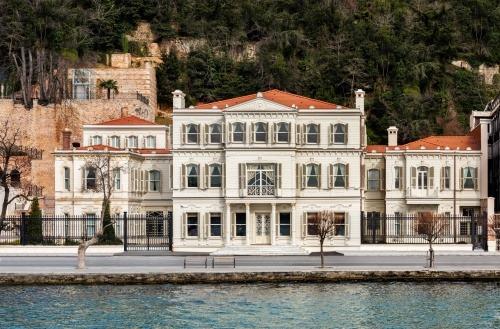 Yılbaşında Gidilecek Yerler İçinde Six Senses Kocataş Mansions