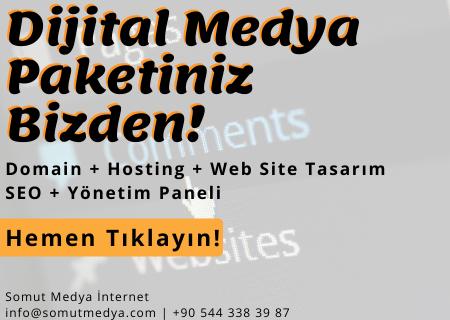 Somut Medya İnternet Reklamcılığı Dijital Medya Pazarlama Kampanyası
